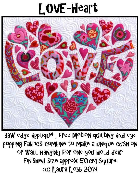 129 best Hearts...valentines images on Pinterest | Charms, Fabric ...