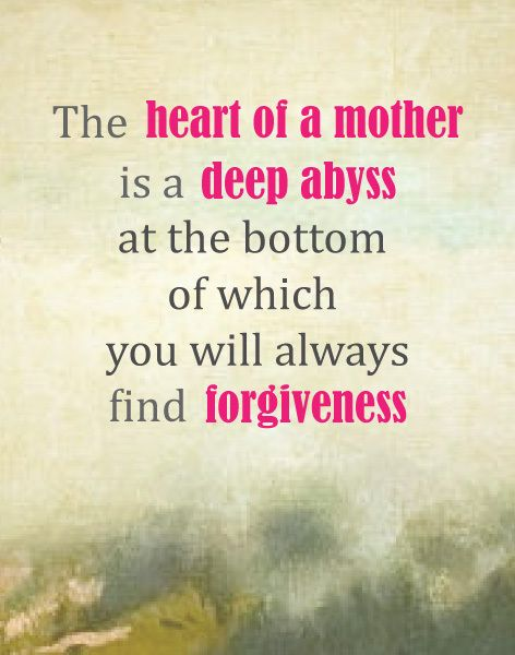 From the 8 Sentimental Mother Quotes from Daughter