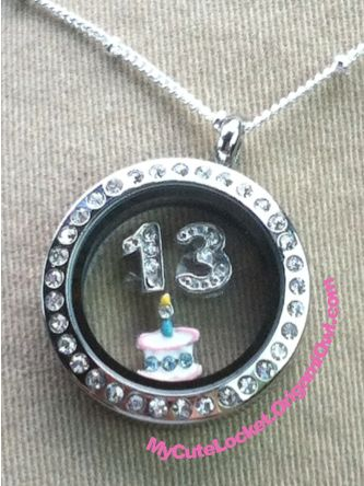 Perfect present for a birthday!! Origami Owl Independent Designer #18672 Kelly Stephenson Visit my page at MyCuteLocket.OrigamiOwl.com to check out all the fun and beautiful items that Origami Owl has just for you.