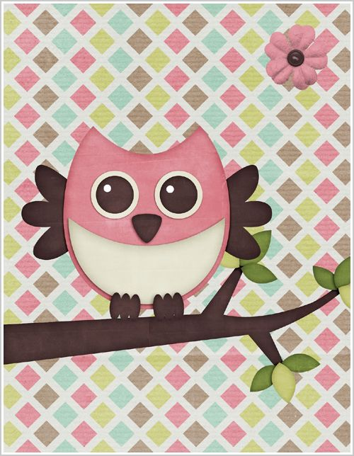 My Owl Barn: Free Owl Printables