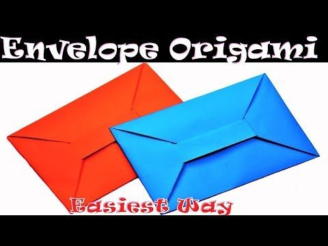 8 best best bicycle accessories images on pinterest classical origami envelope tutorial easy origami envelope folding paper fandeluxe Images