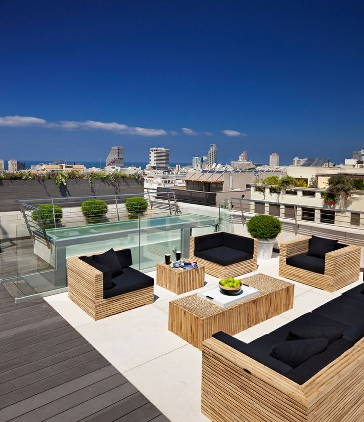 Another breath-taking rooftop patio