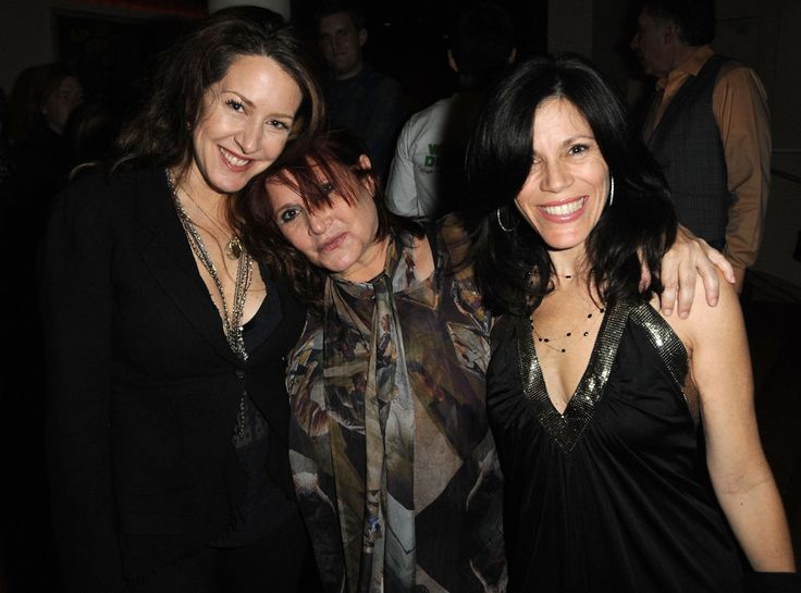 Sibling Love from Carrie Fisher: A Life in Pictures  Her siblings include sister Joely Fisher and Tricia Leigh Fisher as well as Todd Fisher.