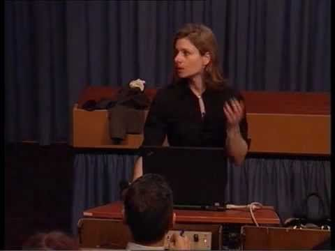 Dr Lisa Randall - Extra Dimensional Particle Resonances at the LHC (1/3)