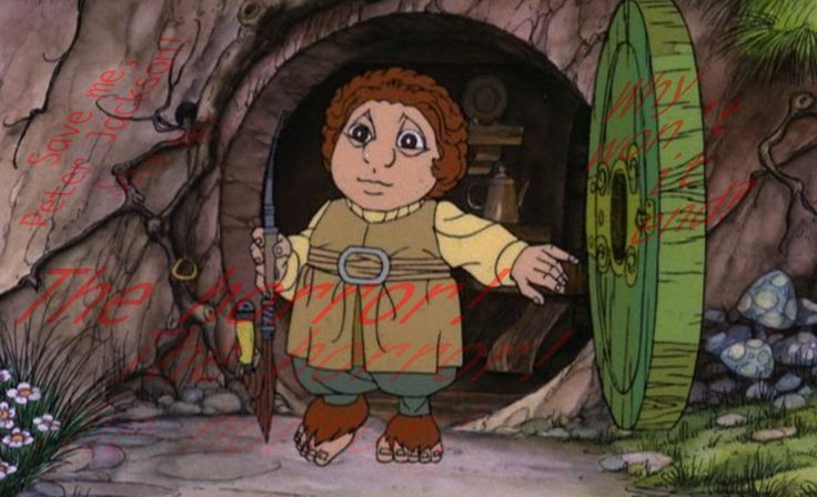 Review of Rankin/Bass' The Hobbit (1977)
