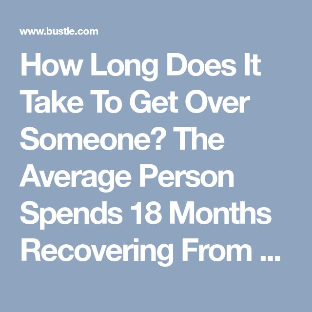 how to get over someone you love and move on