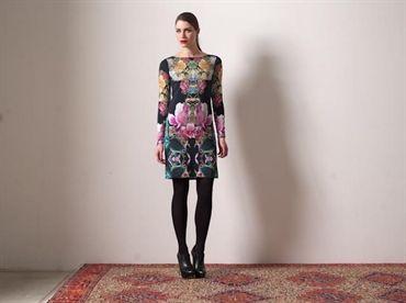 Fehu Floral Dress - £219 GBP  Style number  52810 http://thelittleblackdressboutique.co.uk/products/188676--fehu-dress-52810.aspx