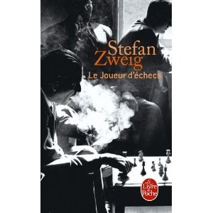Le Joueur d'Échec (The Chess Player) by Stefan Zweig. A classic must read! Loved this book.
