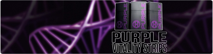 Purple Vitality Strips offer premium botanical extracts from three of the most pristine and fertile areas on the planet. These powerful plant extracts -- Noni, Maqui, AC-11® (derived from Uncaria tomentosa) along with key nutritional co-factors -- offer the utmost in cellular protection and cellular repair.