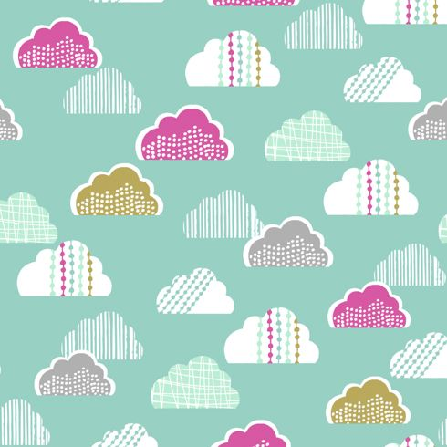 Dashwood Studio - Petite Street - Cloud, £2.75