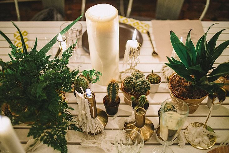 #party #table #decor