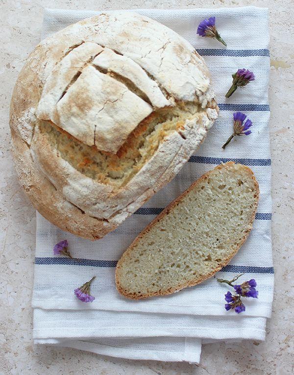 Nocny chleb okrągły