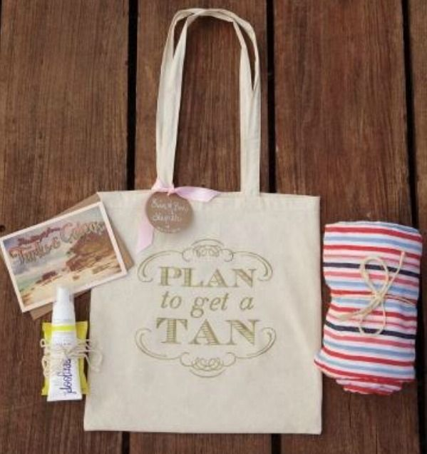 Beach Wedding Gift Bag Ideas: 212 Best Images About Bachelorette Party Favors On Pinterest