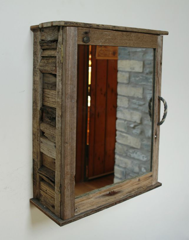 Drift Wood Bathroom Cabinet £390.00