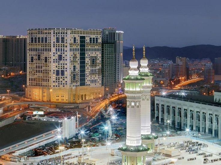 Mecca Hotels Booking: Anjum Hotel Makkah Umm Al Qura Street Ajyad Mecca ...
