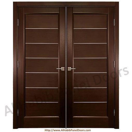This is Dark Polish Main Double Stripes Door Item of Main Doors Design. Outstanding Main double Door design ideas Elegant main doors design By Al Habib ...  sc 1 st  Pinterest & 19 best Main Double Doors images on Pinterest | Double doors Panel ...