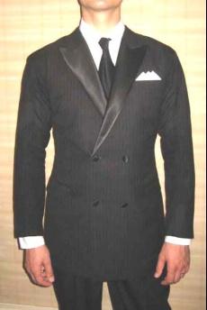 Men's Double-Breasted Ballroom Dance Suit (SKU: Aida MS1)  http://www.tangorougeballroomdancewear.com/page/mens-ballroom-suits