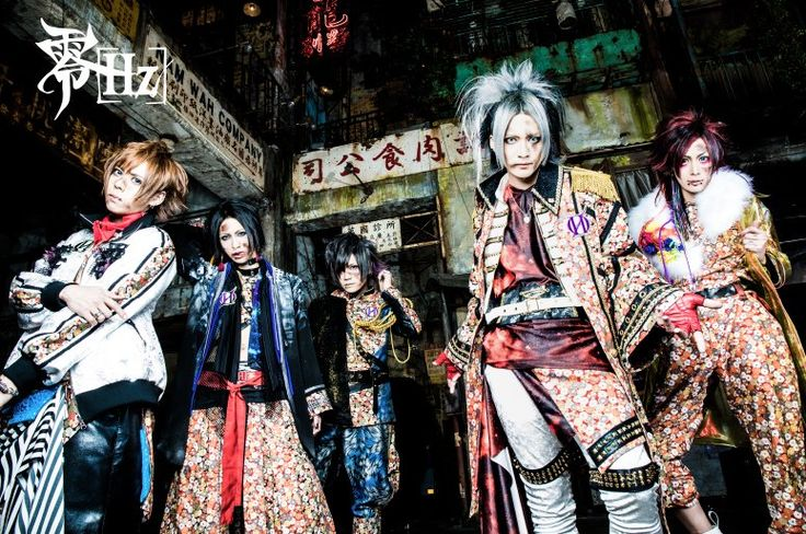 NEW BAND: zero[Hz] (ex-LONDBOY & Dangan NO LIMIT)
