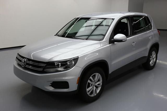 Cool Awesome 2013 Volkswagen Tiguan  2013 VOLKSWAGEN TIGUAN S 4MOTION AWD TURBO ALLOYS 28K #625532 Texas Direct Auto 2017-18