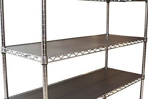 Shelf Liners Premium Quality For Wire Selves Waterproof Perfect Fit Set Of 3 #SterlingShelfLiners