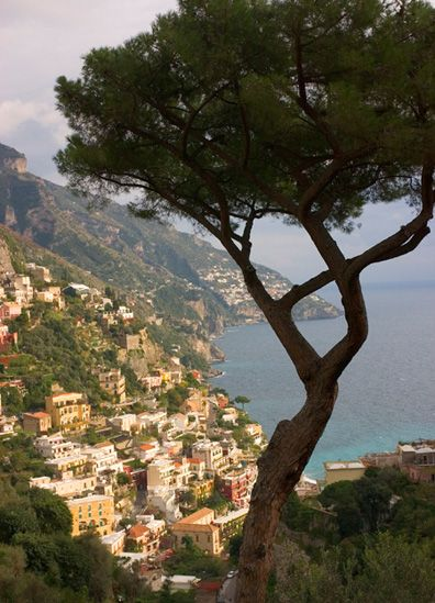 "Nestled in the rugged cliffs of the Amalfi Coast, Positano is almost too magical to describe in words. As John Steinbeck put it: ""It is a dream place that isn't quite real when you are there and becomes beckoningly real after you have gone."""