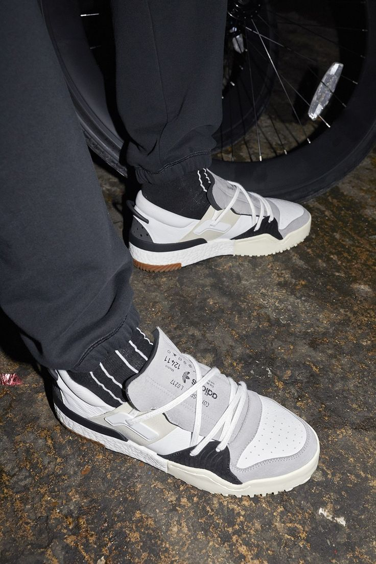 Pharrell X Adidas Oinals Supershell Fringe Sculpted Shoes Great Looks White