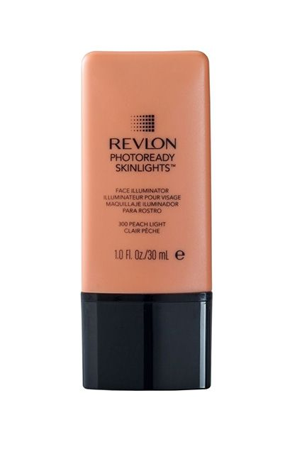 """Revlon PhotoReady Skinlights   http://www.refinery29.com/cheap-fall-makeup#slide28  Highlighter """"There's a reason there was a black-market eBay business around this luminizer — it's good. [I'm] so glad Revlon recently brought it back from DQ land, because I was getting desperate enough that I was actually considering dropping $100+ on a bottle."""" — Megan McIntyre"""