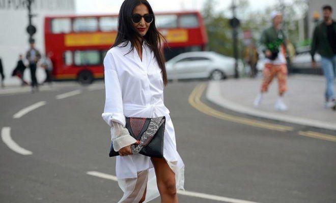 Como reinventar a camisa branca em 5 looks