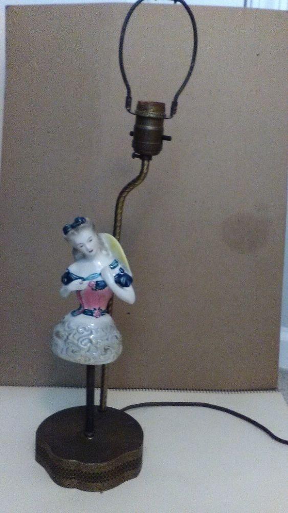 RARE Original Goldscheider Everlast Corp Art Deco 1920s Lamp Excellent Condition #ArtDeco #GoldscheiderWein