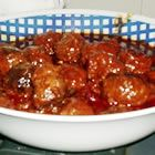Super easy Sweet & Sour Meatballs (even easier if you buy premade meatballs!)