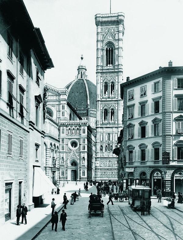 Florence, 1920 - Firenze Made in Tuscany #santospiritofirenze