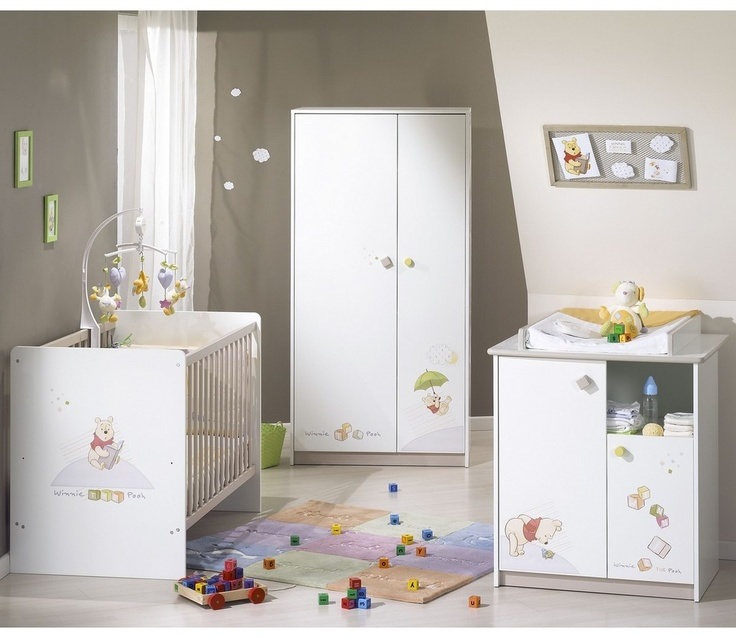 Chambre winnie l ourson toys r us for Chambre poussin toys r us