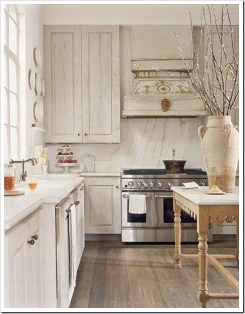 Whitewash cabinets by NikkiPW