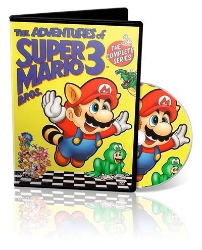 Las Aventuras de Super Mario Bros 3 Serie Completa Español Latino 1 Link