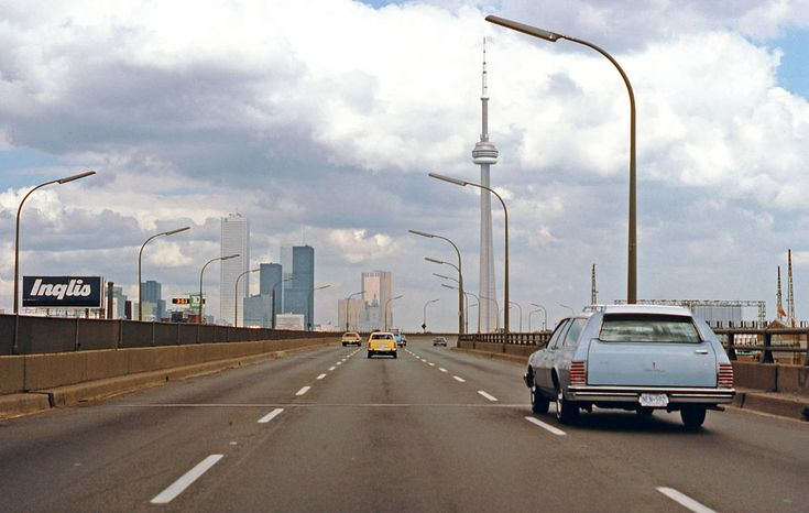 Traffic in Toronto is a major drag, but this wasn't always the case. There was a period in the 1960s and 70swhen the city built plenty of new infr...