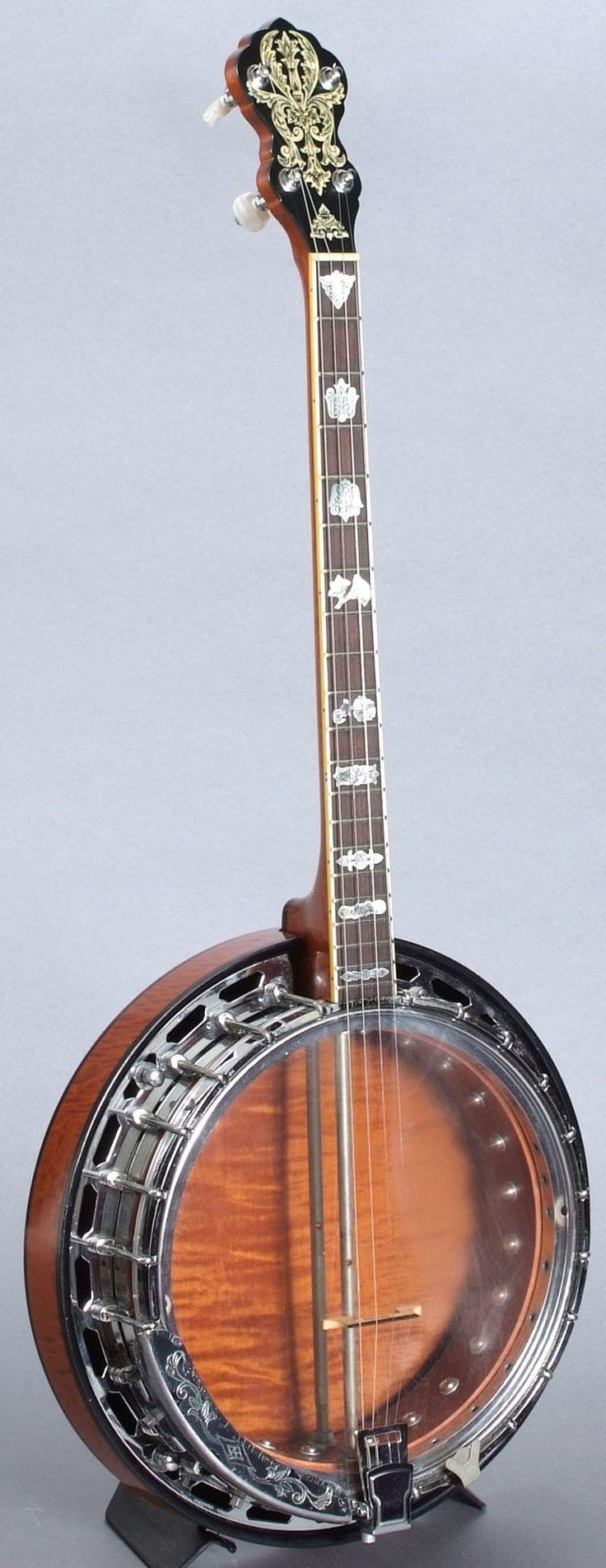 1970s Vega Tenor Banjo