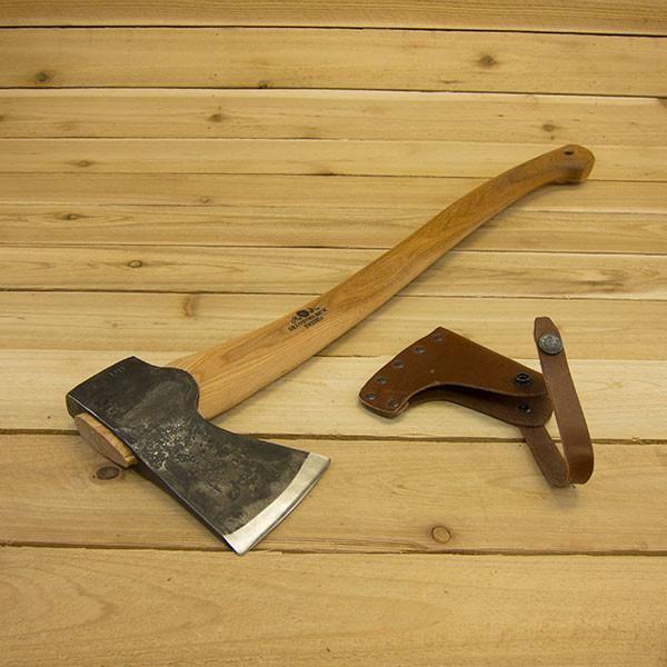 Scandinavian Forest Axe by Gränsfors Bruk – Garden Tool Company