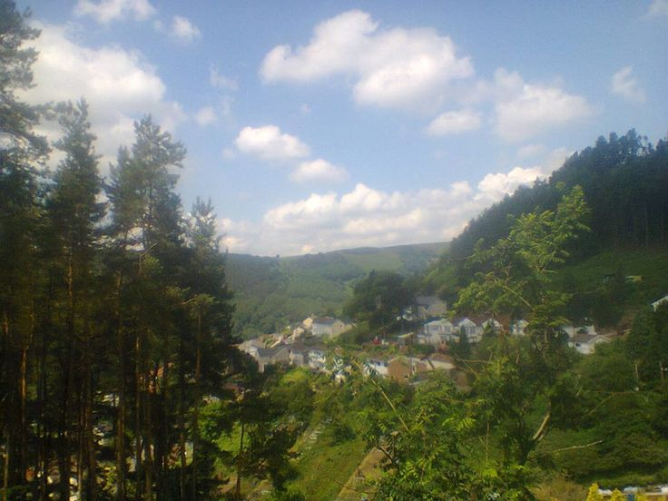 mountain view, abertillery