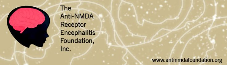 Recenlty UPDATED! This site is an excellent resource for anyone living with Anti NMDA Receptor Encephalitis.
