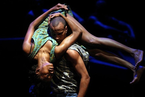 Jazzart Dance Theatre (Cape Town, South Africa), Partly God, 2009.