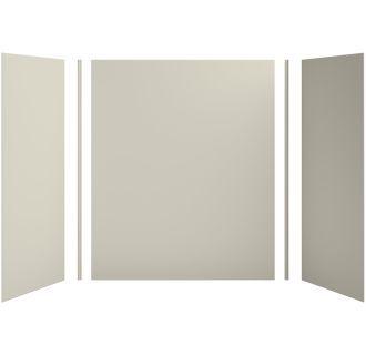"View the Kohler K-97618 Choreograph 60"" x 32"" x 72"" Three Panel Shower Wall Kit at Build.com."
