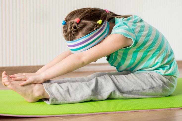 Çocuk Yogası Dersleri
