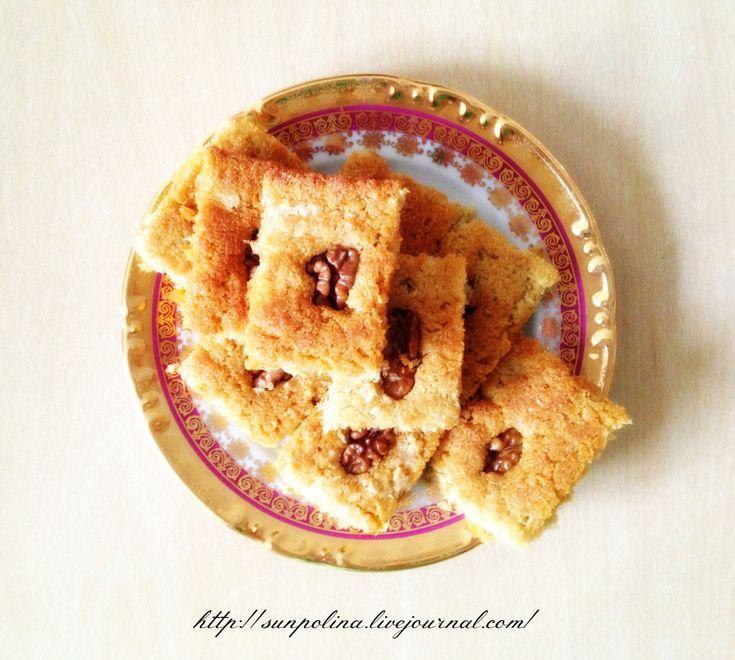 Очень вкусное и очень мягкое, необычайно ароматное печенье с каким-то восточными мотивами пахлавы и прочих сладостей :) Наверное, за счёт структуры, пропитки и…