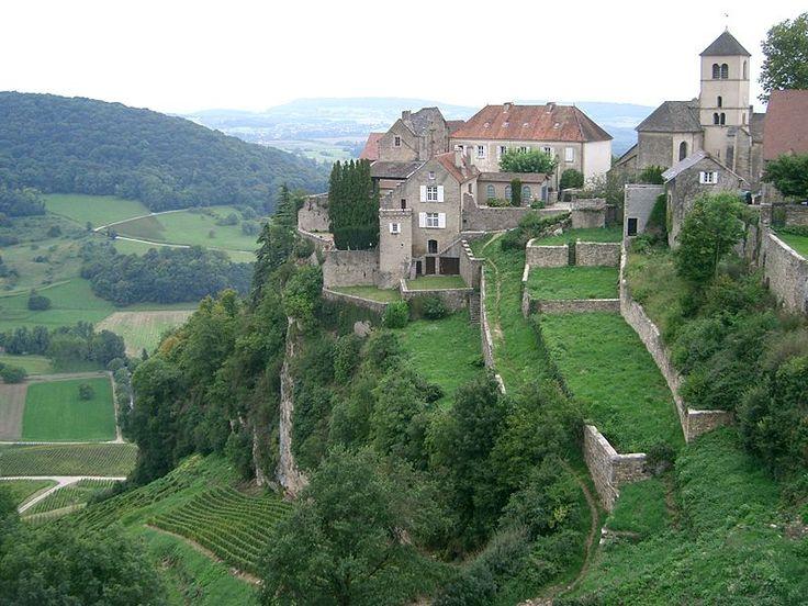 Tourisme en La Franche-Comté