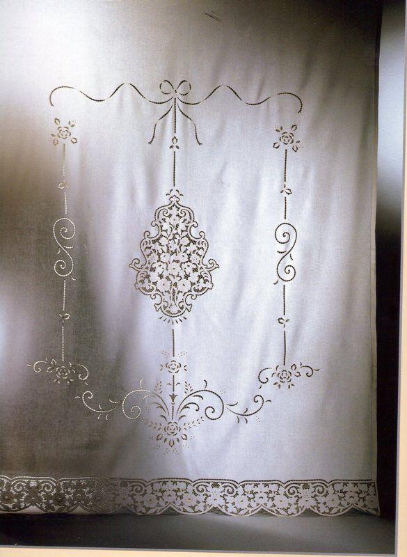 Haft Richelieu cutwork embroidery patterns - Google Search - Google Search