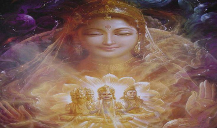 Maya: The Goddess of Illusion - @psyminds17