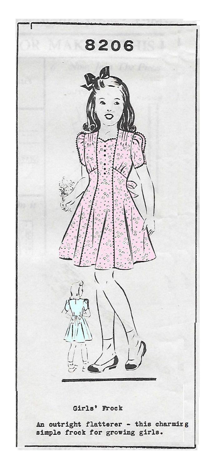 2208 besten Vintage Sewing Patterns Bilder auf Pinterest | Darts ...