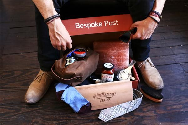 subscription boxes for men, really want the Bespoke boxes