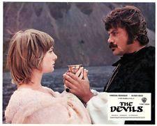 The Devils original lobby card 1971 Oliver Reed Gemma Jones Ken Russell movie