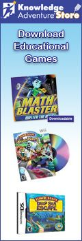 educational games for various grade levels and subject areas